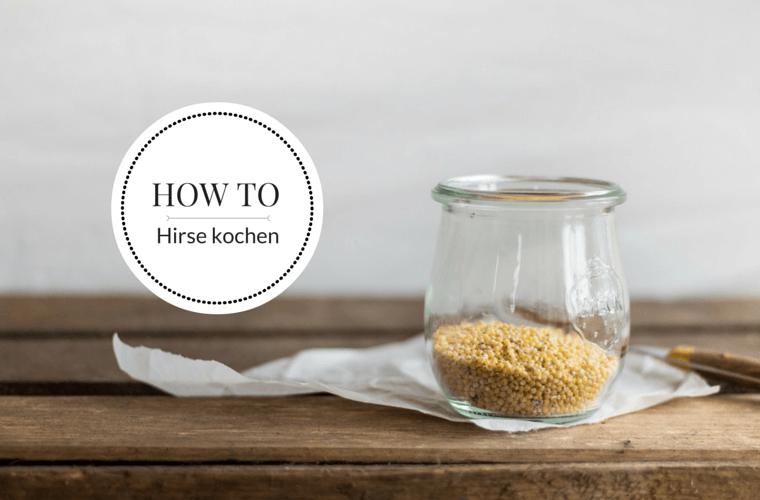 How to: Wie kocht man Hirse | Rezept | Essen und Trinken ...