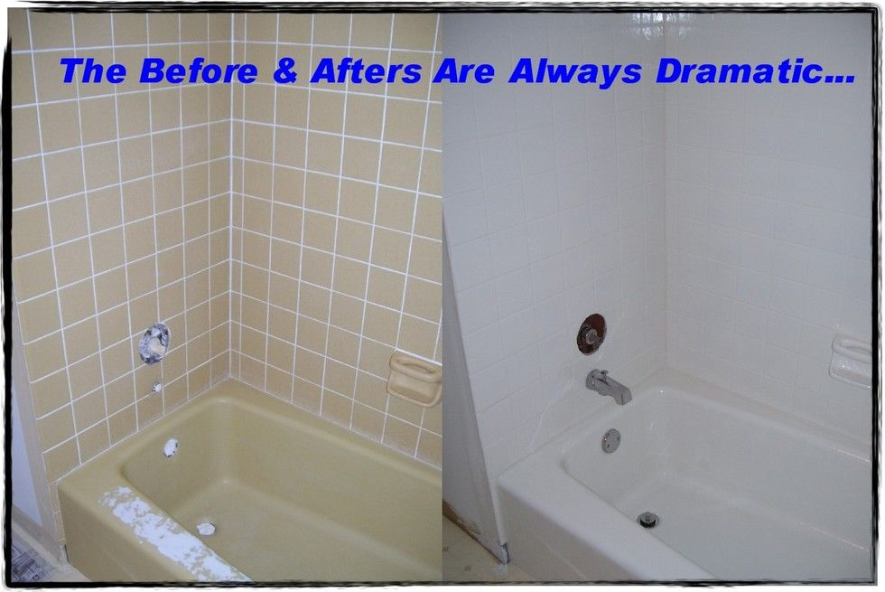 How to Refinish Bathtub | Hot Tubs & Jacuzzis | Pinterest | Bathtubs