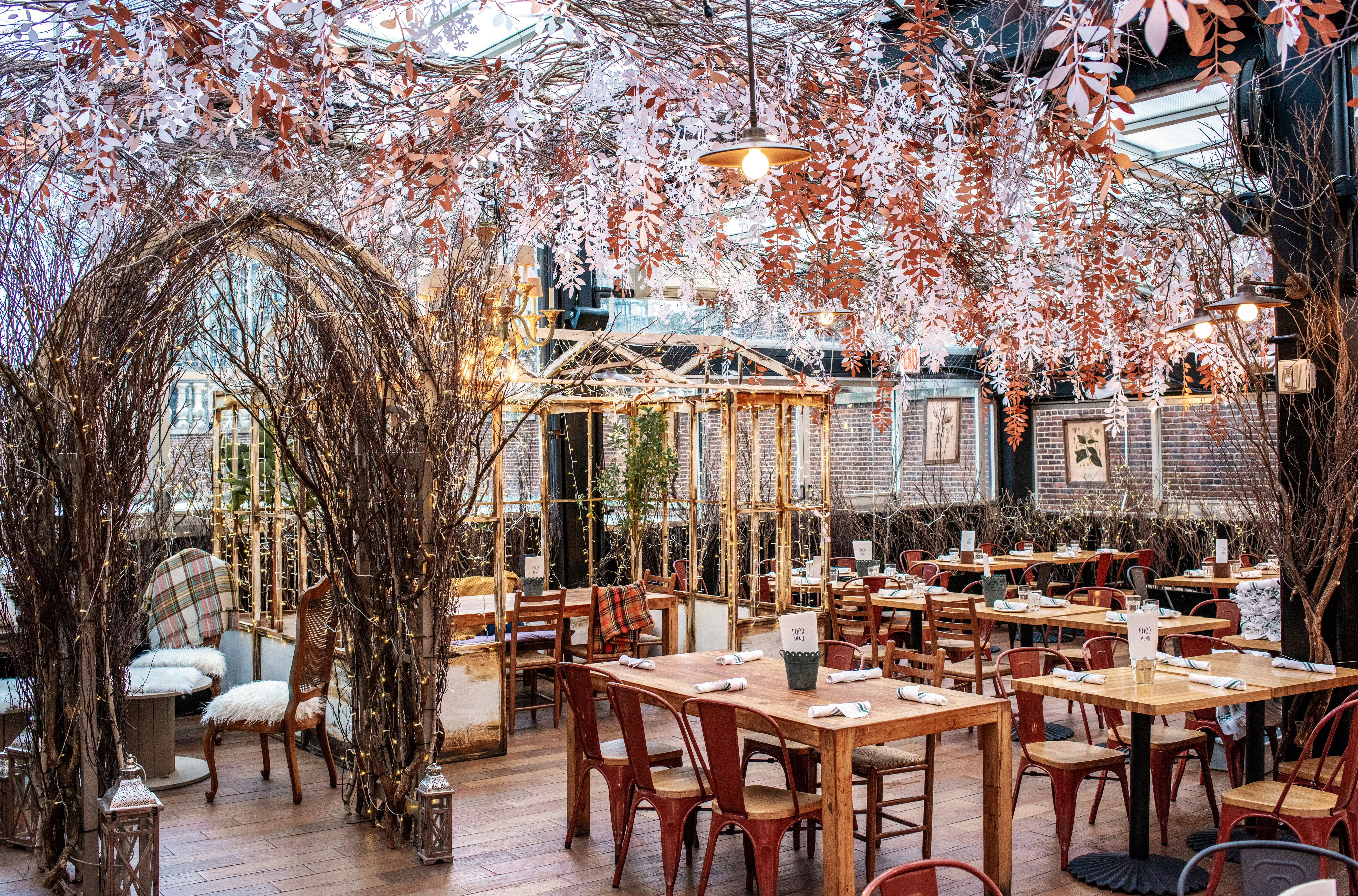 Where To Drink And Eat When It S Too Cold To Do Anything Outside Stockholm Restaurant Garden Cafe Casual Dining Restaurant