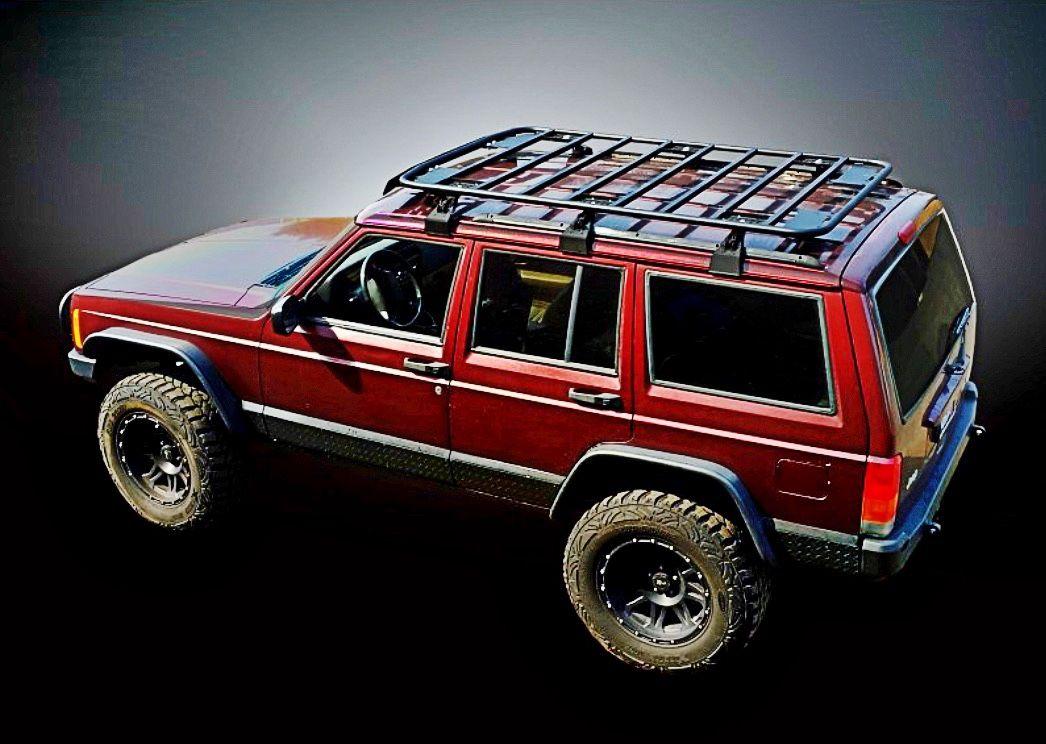Warrior Platform Roof Rack War10935 For Cherokee Xj Roof Rack Jeep Car Parts
