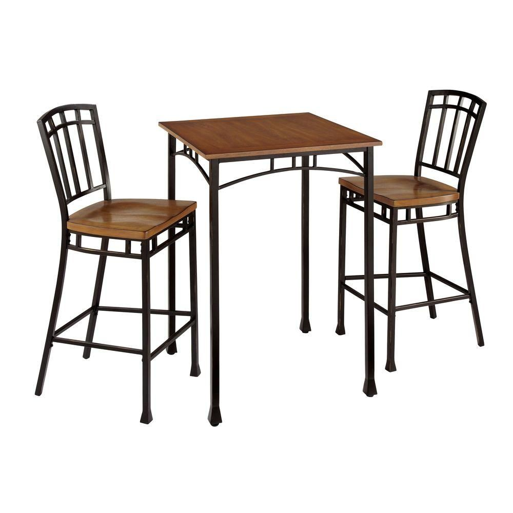 Beau Craftsman Table And Chair Set