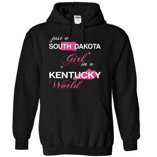 (SDJustHong001) Just A South Dakota Girl In A Kentucky World