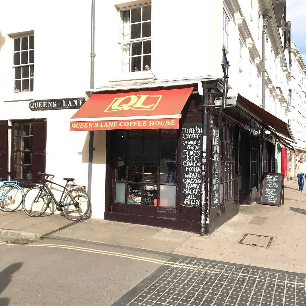 Queen's Lane Coffee House, Oxford Restaurant Reviews