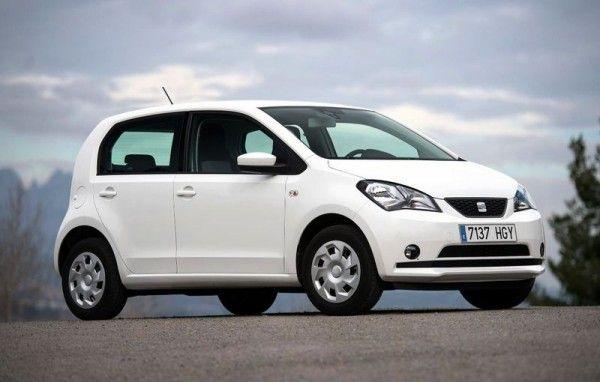 Seat Mii Ecofuel Car Heading For European Markets Car Eco
