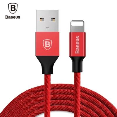 Baseus Yiven 8 Pin Data Charging Braided Cable 1 8m For Iphone Xs Xr Xs Max Sale Price Reviews Gearbest Iphone Cable Iphone Mobile Phone Shops