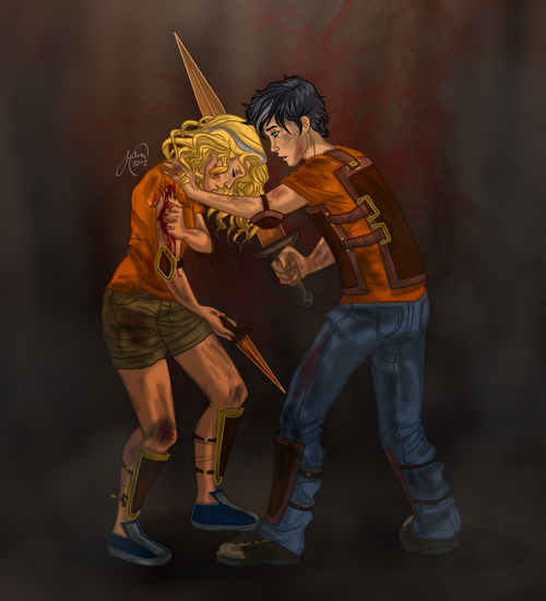 I'll stop pinning picture of Percabeth when I get over MoA. Haha, yeah, so I'll basically be repinning Percabeth for the rest of my life. Sorry I'm not sorry.