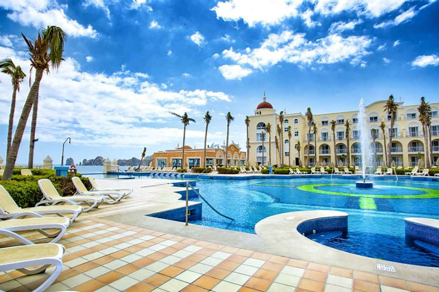 Riu Palace Cabo San Lucas Hotel Los Cabos All Inclusive Hotels