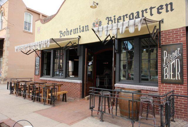 Bohemian Biergarten Thrillist 47 Denver The Coolest Bars And Restaurants In  Town