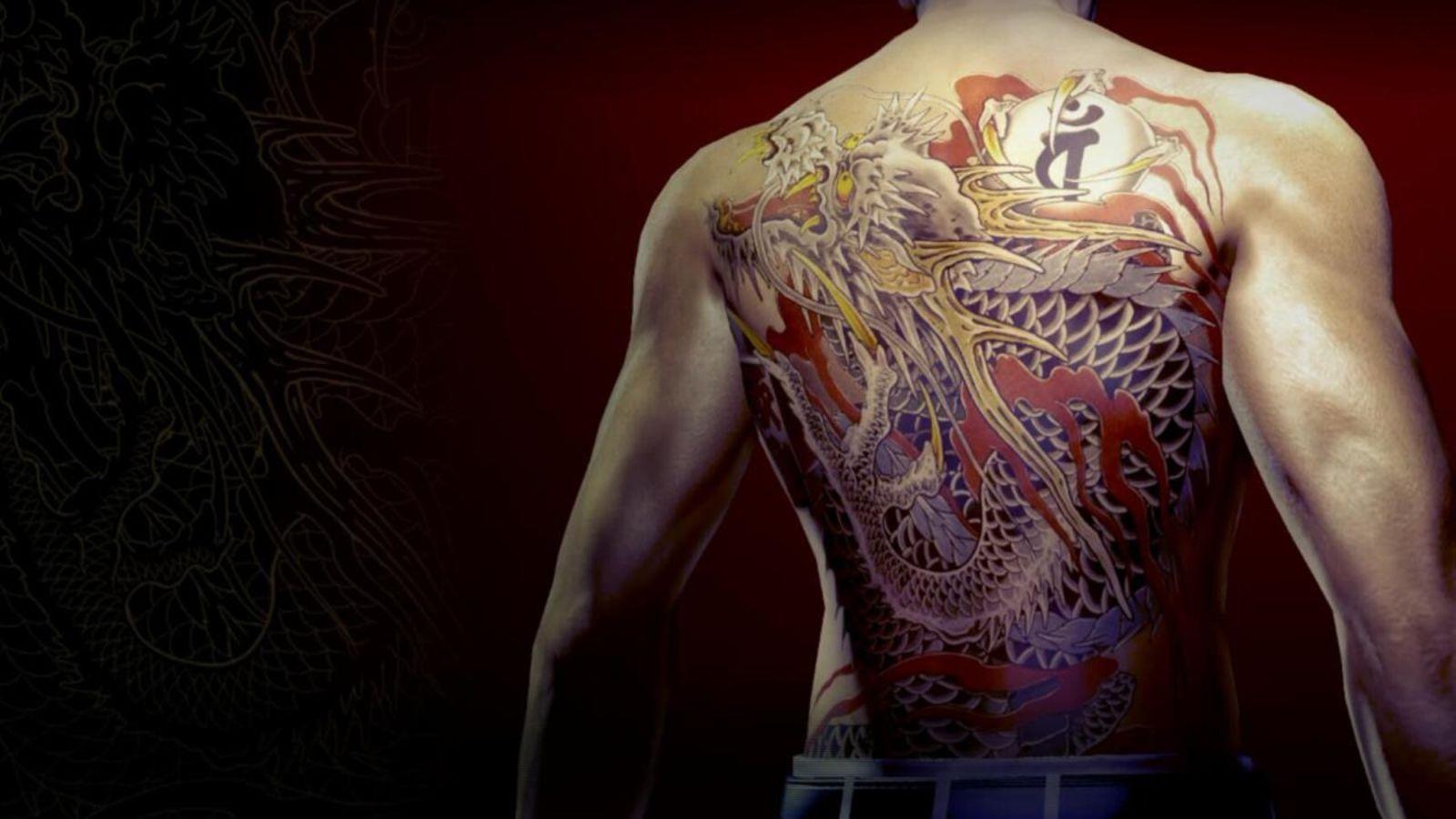 The Meaning Of Yakuza's Tattoos (With images) Yakuza