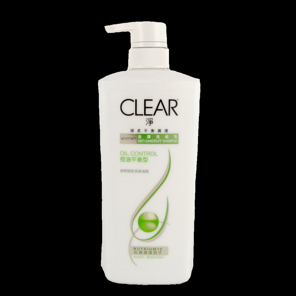 Clear Women Oil Control Anti Dandruff Shampoo 750ml Hair Pantene Dandruf