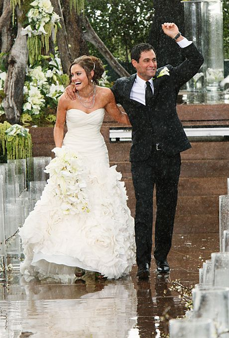 The Most Beautiful Celebrity Brides Of All Time Celebrity Weddings