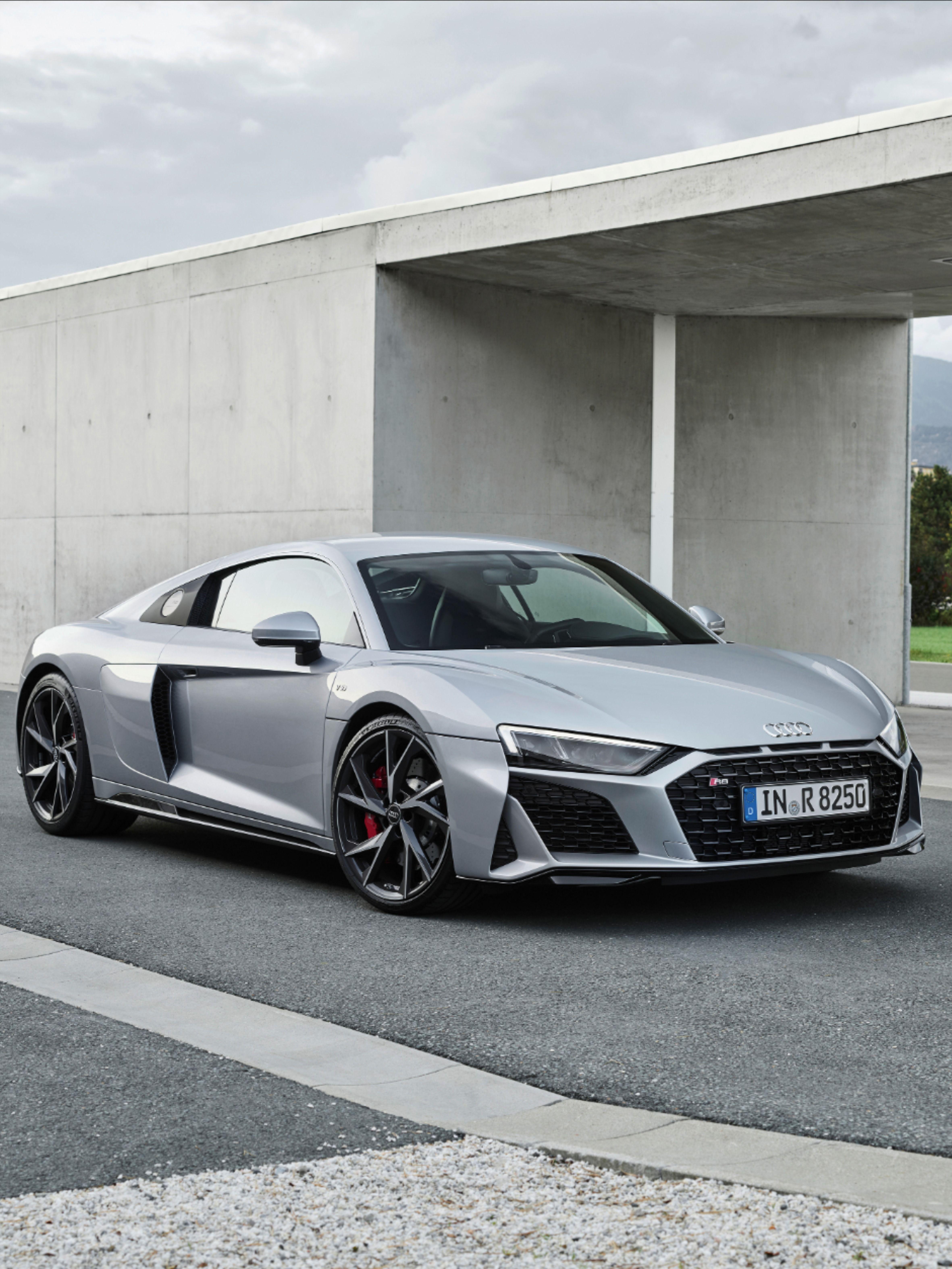 39++ Audi r8 v10 performance 2020 Free