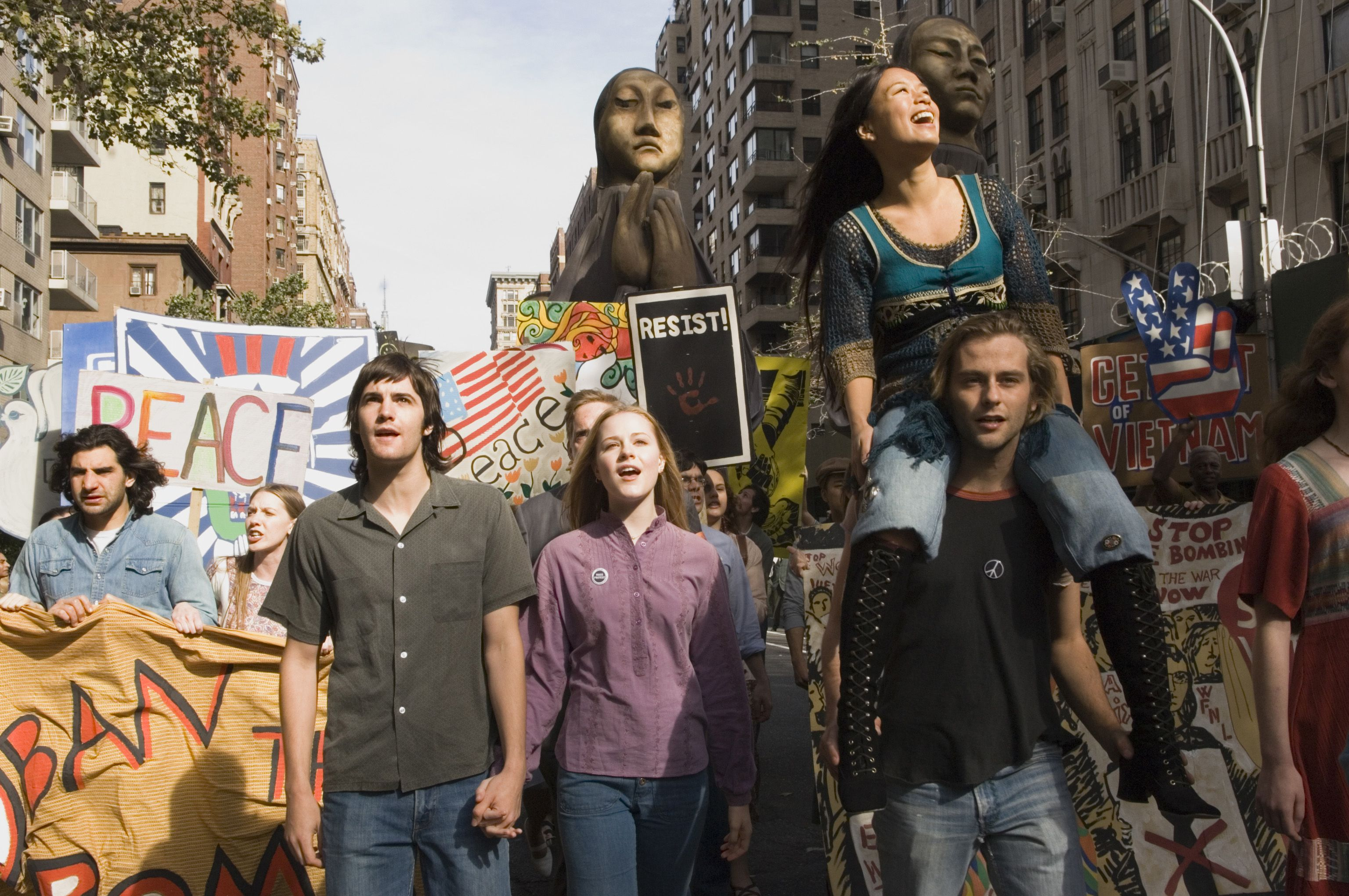 Across The Universe 2007 Director Julie Taymor My Rating 4