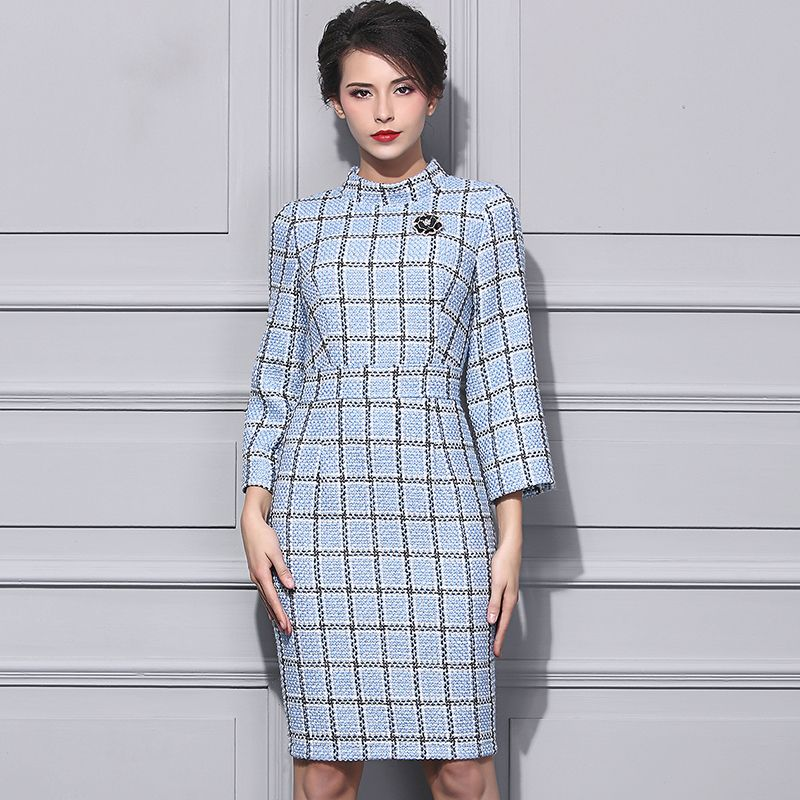 294abbf4a0 Cheap pencil skirt dress, Buy Quality dress cape directly from China dress  pencil Suppliers: