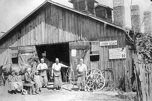 Doddridge Blacksmith Shop launch   SA Community History