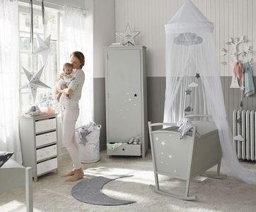 Berceau bébé : 10 jolis berceaux à voir | Berceau bébé, Berceau et Bébé