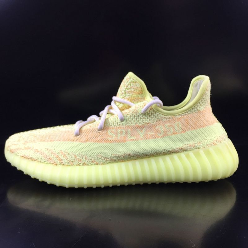 adidas yeezy semi frozen yellow release time