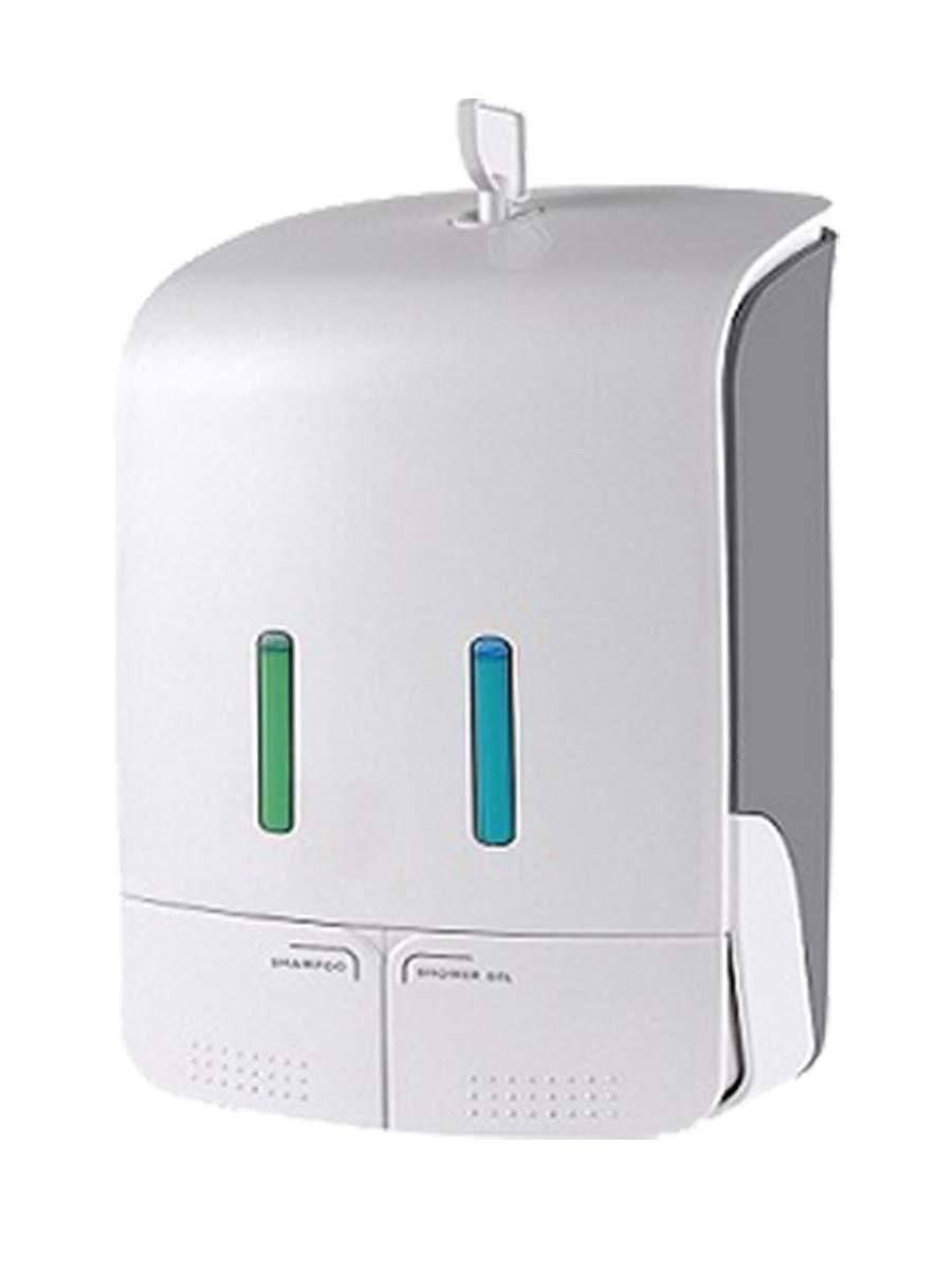 Twin Soap Dispenser Double Container Soap Dispenser In India