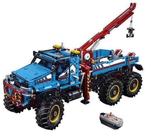 LEGO Technic 42070 - Allrad-Abschleppwagen | amazon | Pinterest ...