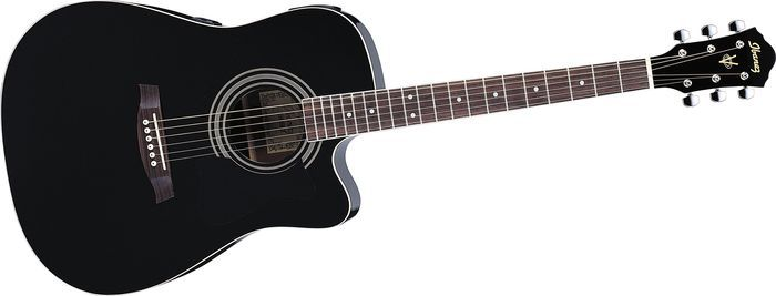 V70ce Acoustic Electric Guitar Black Absolute Favs Pinterest
