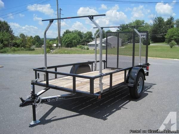 Image Result For 5 X 8 Cargo Trailer Canoe Trailer
