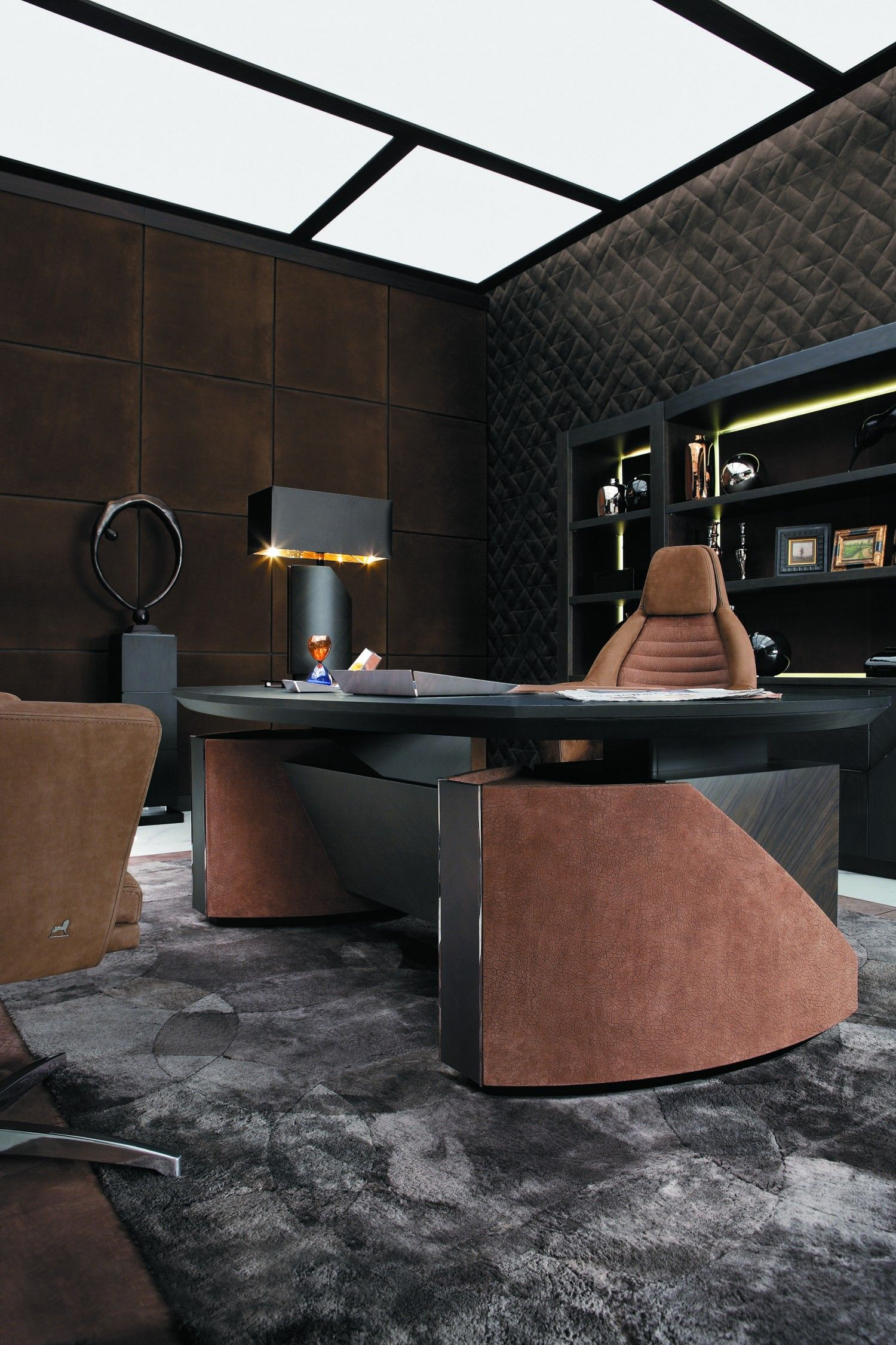 Decoration Bureau Homme Continental Smania Study Room Home Office Pinterest
