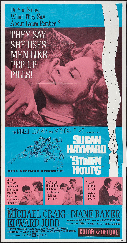 "Summer Flight (1963) ""Stolen Hours"" (original title) Stars"