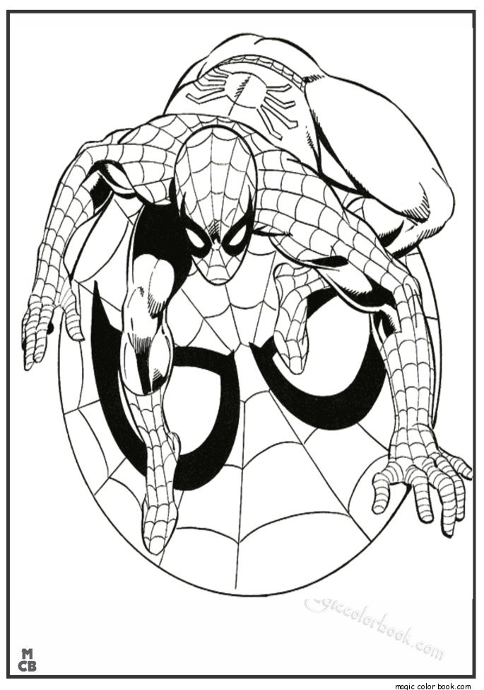 Spiderman Coloring Pages Free 10 Superhero Coloring Pages Spiderman Coloring Superhero Coloring