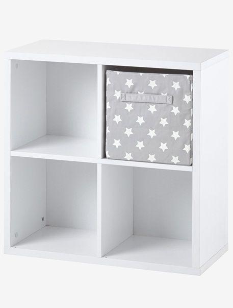4 Box Storage Unit Grey Bedroom Furniture Storage Vertbaudet Box Storage Unit Baby Room Storage Storage Furniture Bedroom