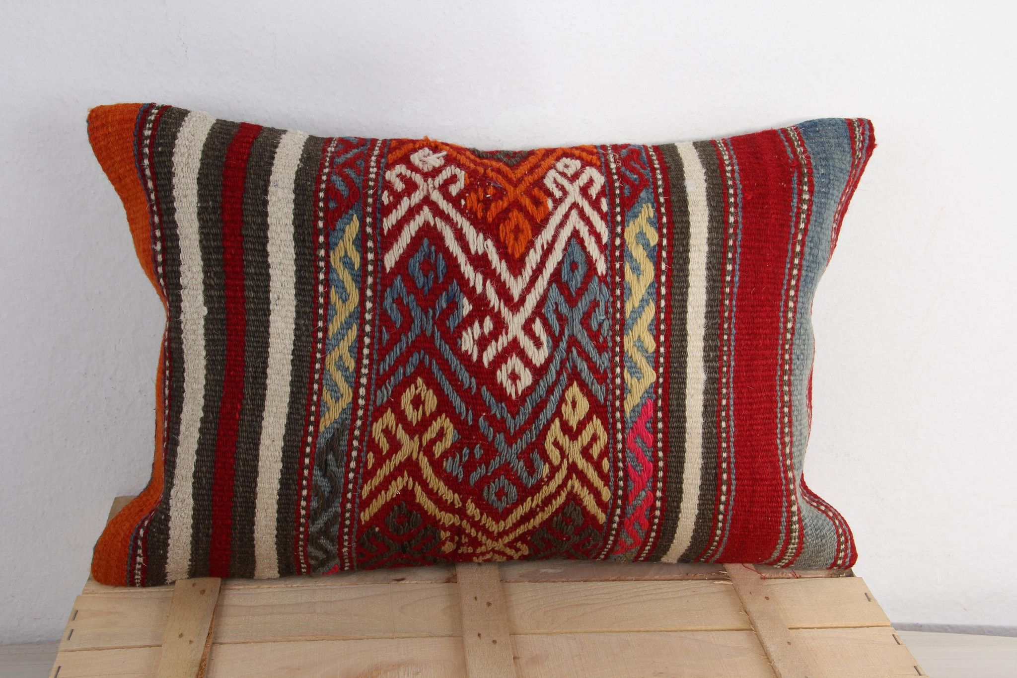 throw pillow lumbar cover suede brown pillows