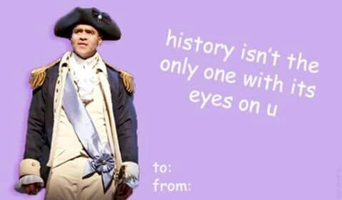 Pin By Poppie Capel On A Ham Hamilmeme Funny Valentines Cards Valentines Memes Meme Valentines Cards