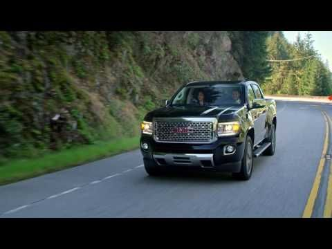 Gmc Canyon Denali Best Of Both Worlds Gmc Canyon Gmc Gmc Trucks