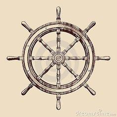 ship wheel tattoo google search tatts pinterest wheel tattoo rh pinterest co uk nautical wheel tattoo ship wheel tattoo