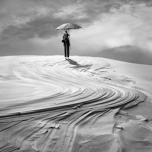 Impressive surrealist photos.