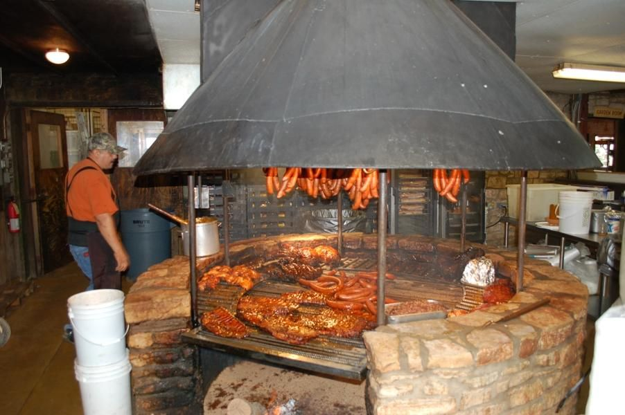 Know the salt lick round rock