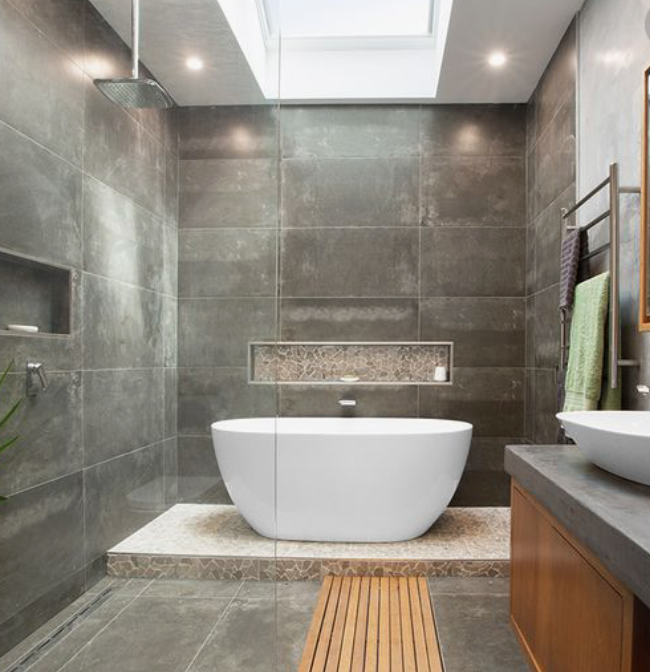 80 Luxury Spa Bathroom Ideas Spa Bathroom Design Bathroom Spa Spa Master Bathroom