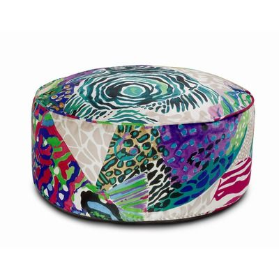 Missoni Pouf Ridiculously Expensive But Cool Maybe I Could