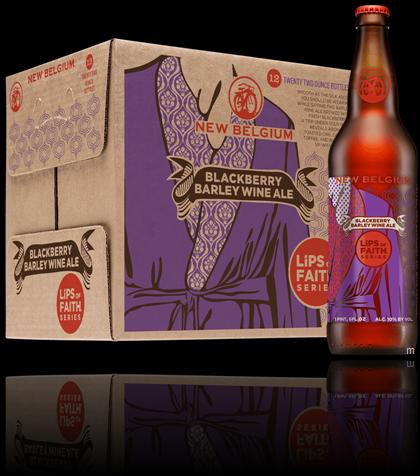 mybeerbuzz.com - Bringing Good Beers & Good People Together...: New Belgium - Blackberry Barley Wine Up Next In Li...