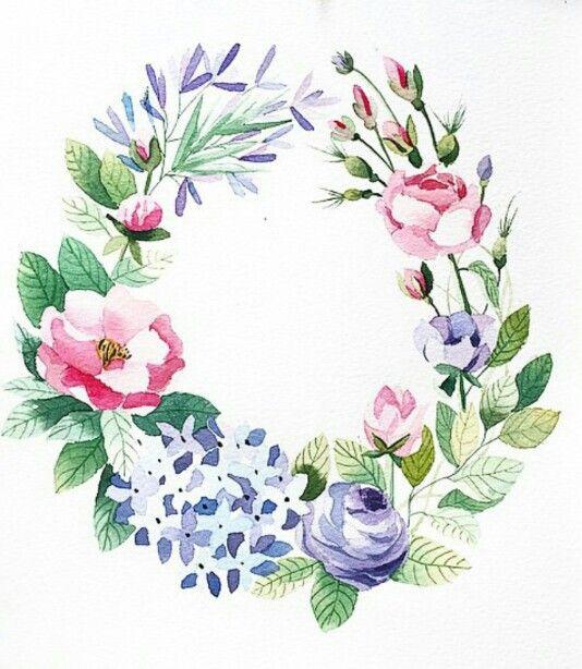 534 614 for Aquarelle fleurs livraison gratuite