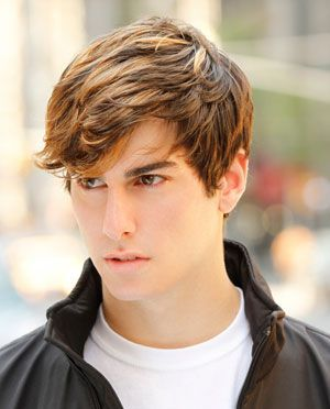 Curly Long Hair Style Trends Boy Haircuts Long