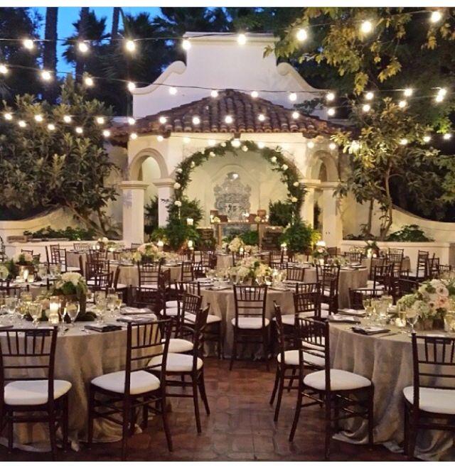 Outdoor Wedding Ceremony Locations: Outdoor Wedding