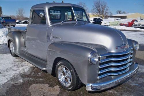 1951-Chevy-5-Window-3100-Pickup-Very-Nice