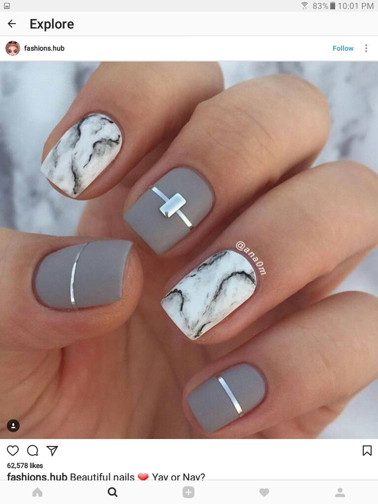 Pin by Holly Snyder on NAILS | Pinterest | Make up, Manicure and ...