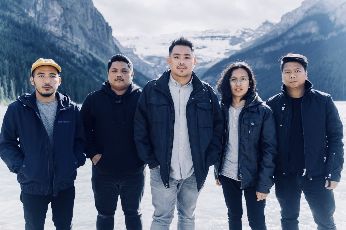 December Avenue is Spotify's Most Streamed Local Artist in