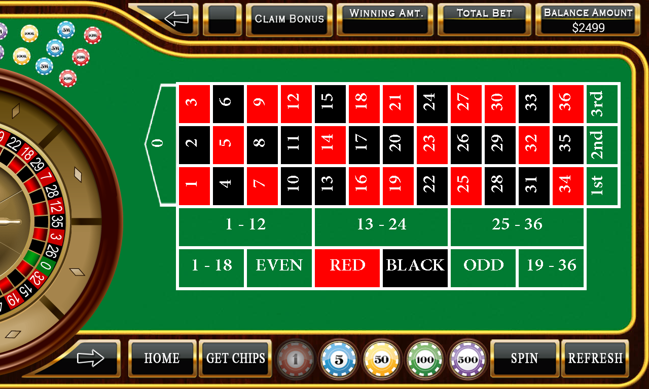 Roulette strategier 666 bet