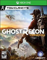Boxshot Tom Clancy S Ghost Recon Wildlands By Ubisoft Xbox One