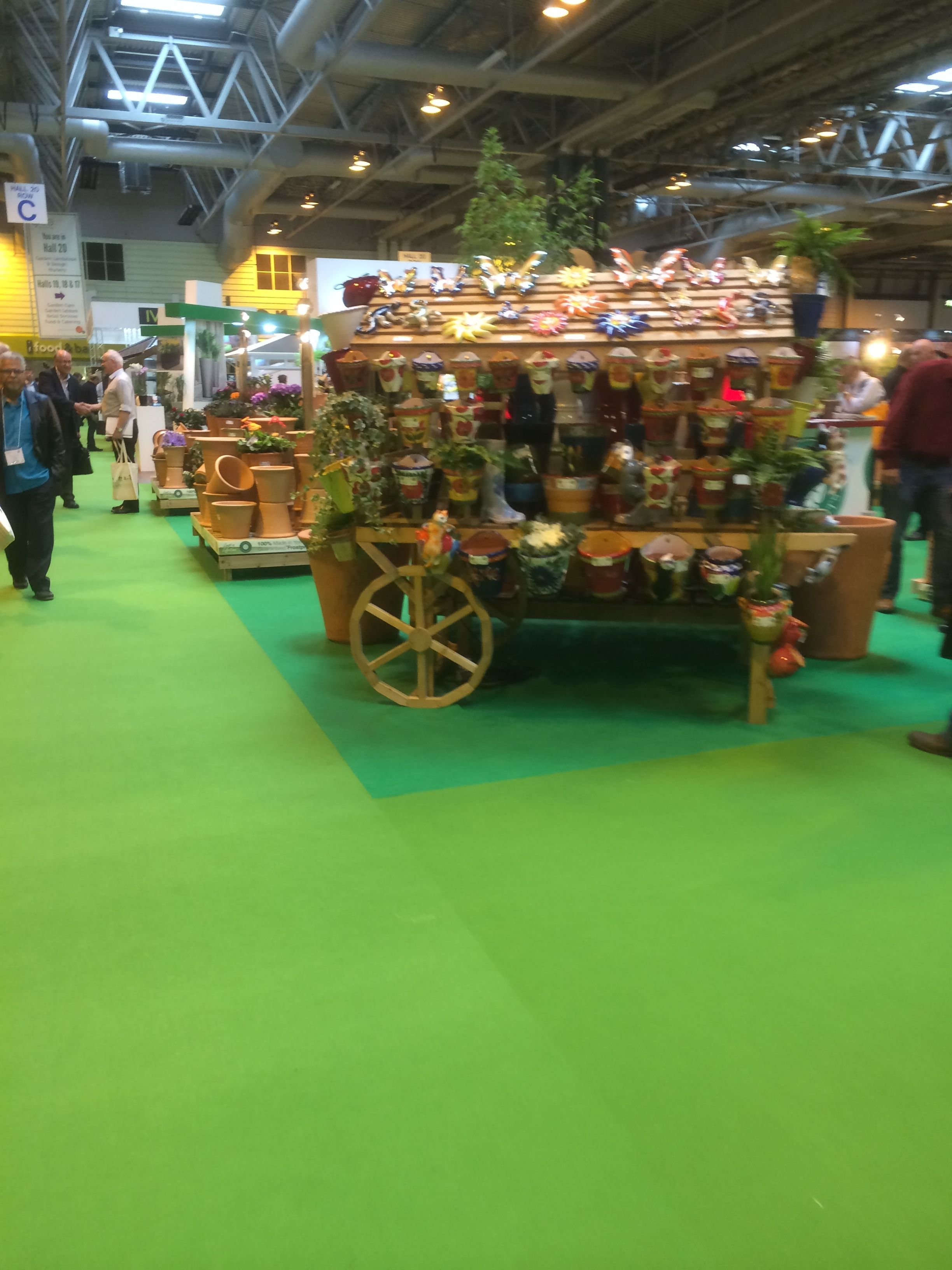 Glee - NEC - Birmingham - Garden Retail - Horticulture