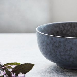 distelroos-House-doctor-MR0826-grey-stone-bowl-schaal- : grey stone tableware - pezcame.com