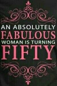 Pin By Gina On Fabulous 50 Party Happy 50th Birthday