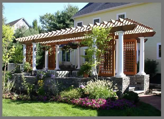 PERGOLAS-AND-TRELLIS